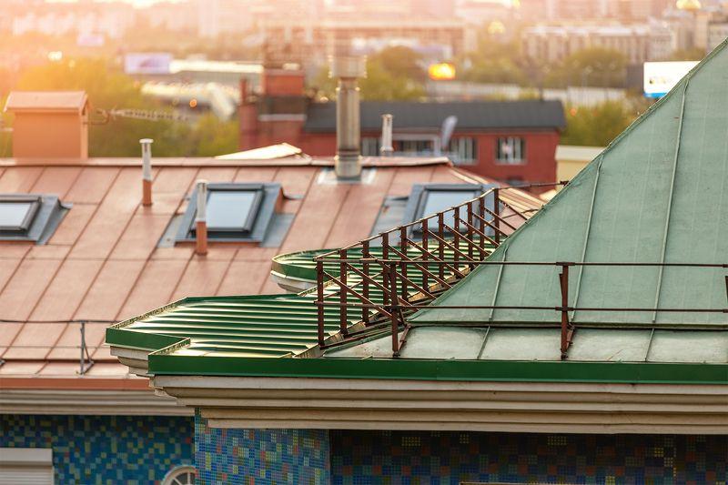 Московские крышиphoto preview