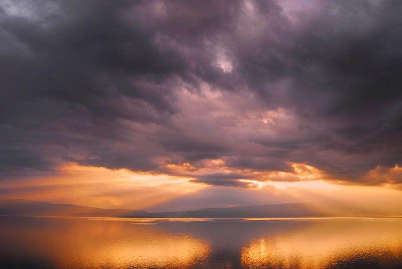 Lake Ohrid,Macedoniaphoto preview