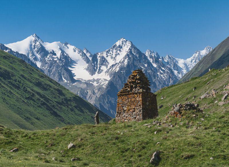 горы, природа, рсоа, природа, лето, кавказ, Осетияphoto preview