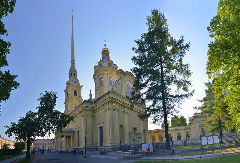 петропавловский собор, санкт-петербург Петру и Павлуphoto preview
