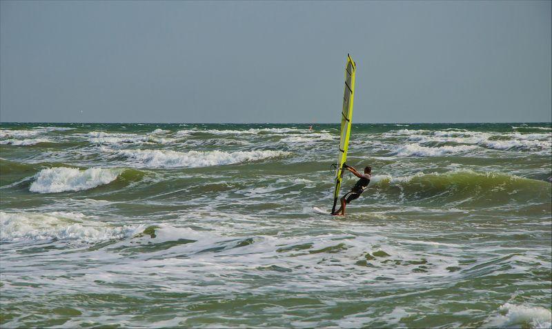 азов, море, парус, ветер, волна Amore per il mare!photo preview