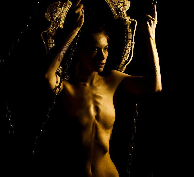 scifi sci-fi nude femaile lowkey Sci-Fi Punk / Goldphoto preview