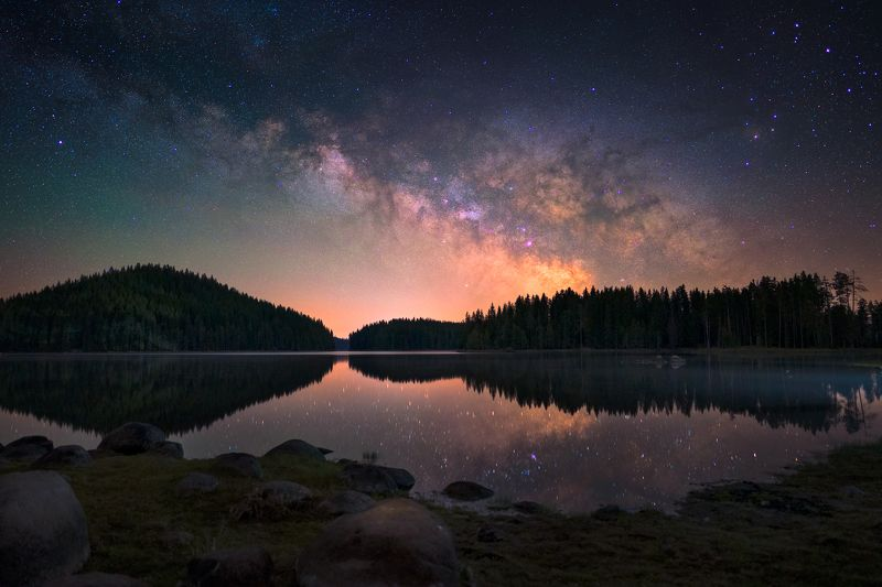 Shiroka poliana lake, Bulgariaphoto preview
