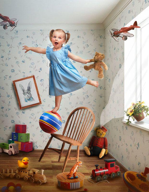 Детский мирphoto preview