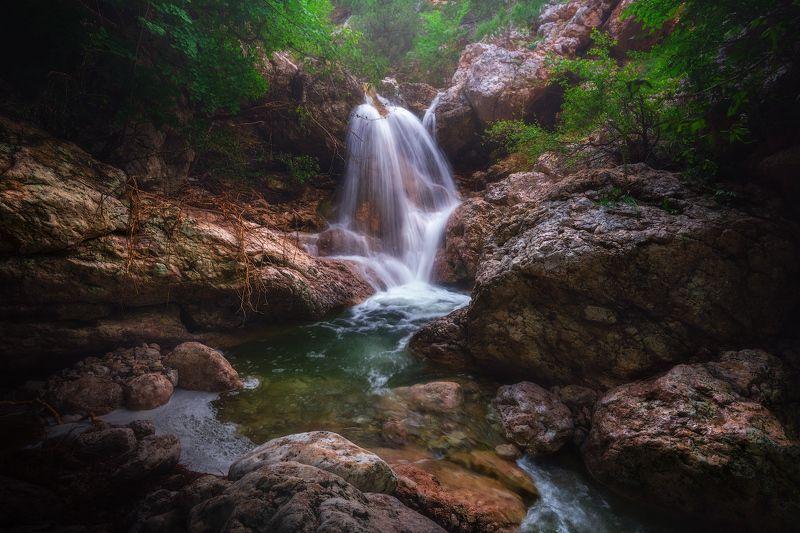 Водопад Босаphoto preview