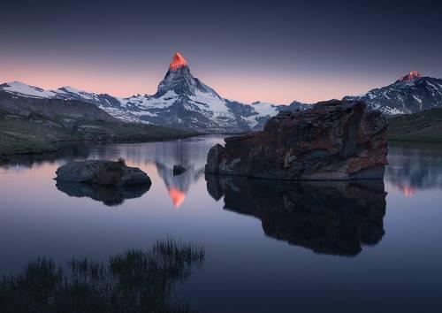 Red Matterhorn
