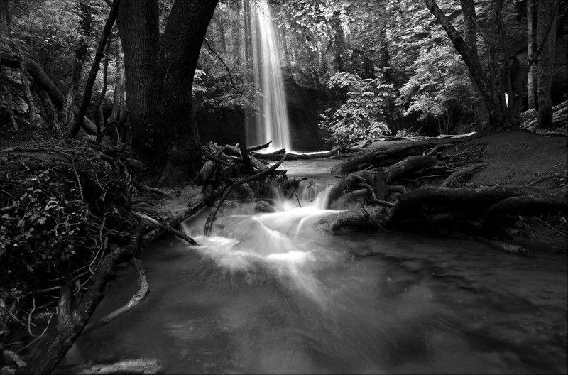 водопад Козырекphoto preview