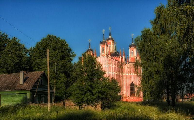 Спасо-Преображенская церковьphoto preview