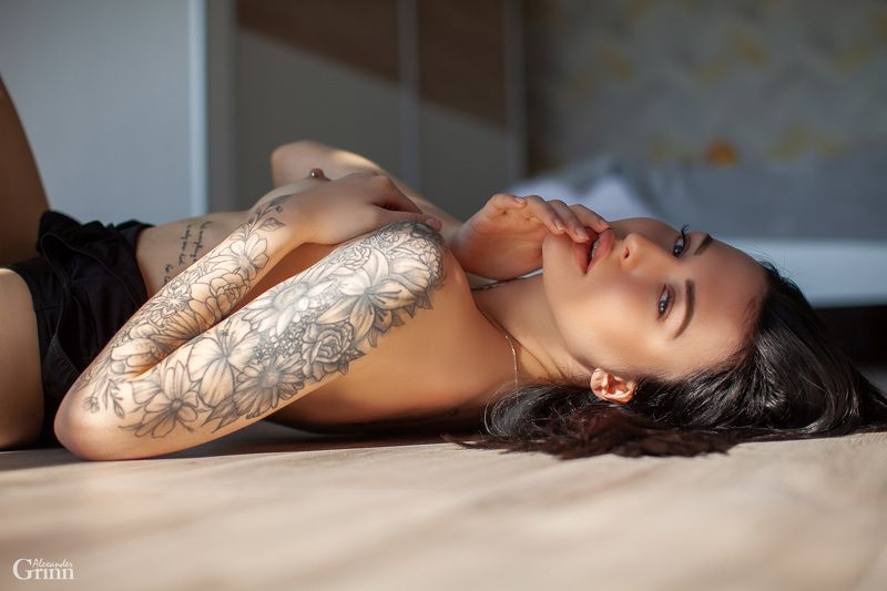 alexandergrinn,  белье, одесса, lingerie, brunette Stasyaphoto preview