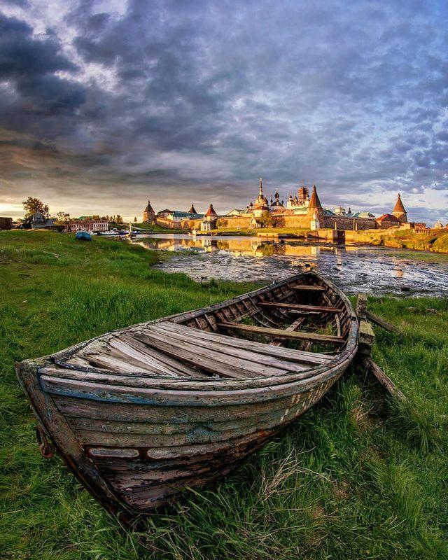 соловки, кремль, монастырь, белоеморе, русскийсевер, Кормилецphoto preview
