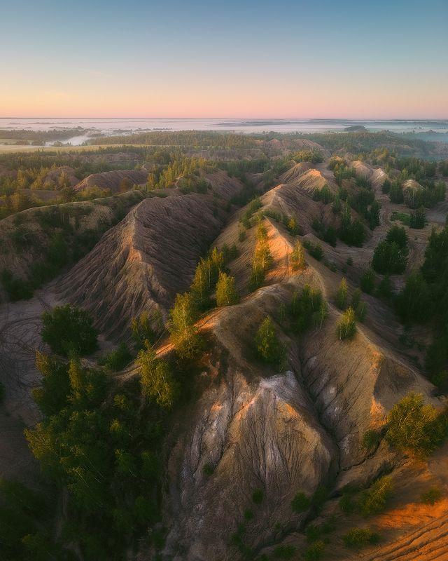 Романцевские горы, Кондукиphoto preview