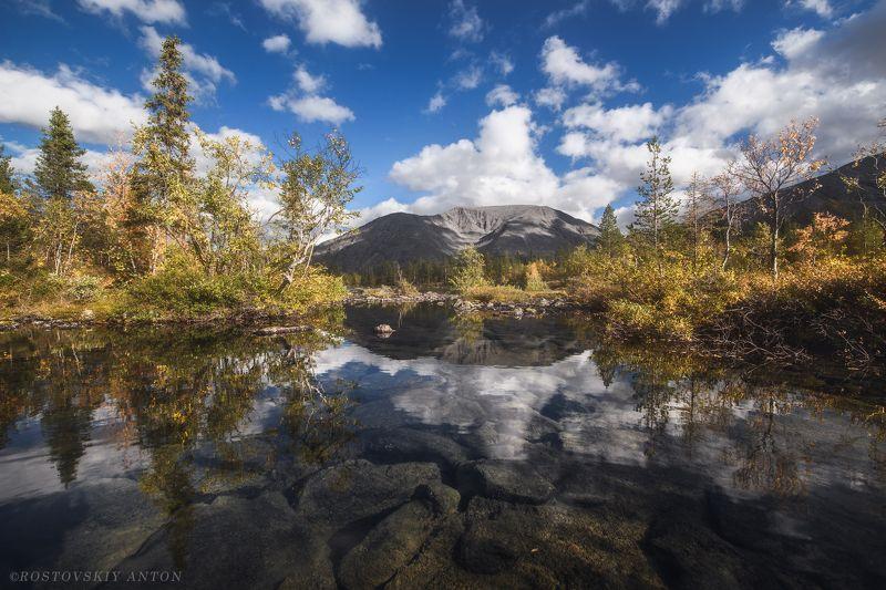 Хибины, горы, озеро, осень, фототур Хибины | фототурphoto preview