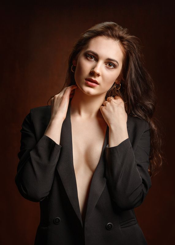 портрет, девушка Анастасияphoto preview