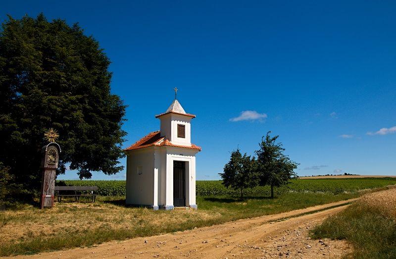 south moravia Chapel of St. Antoninaphoto preview
