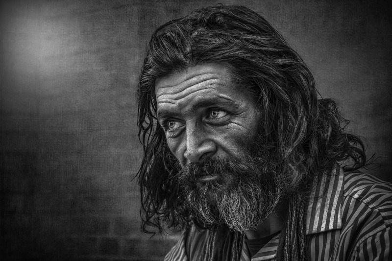 #people, #portrait, #bread, #look, #face, #skin, #dark, #human Facing The Lightphoto preview