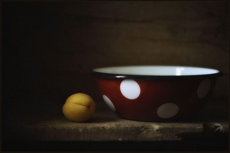 этюд с абрикоской.. фото превью