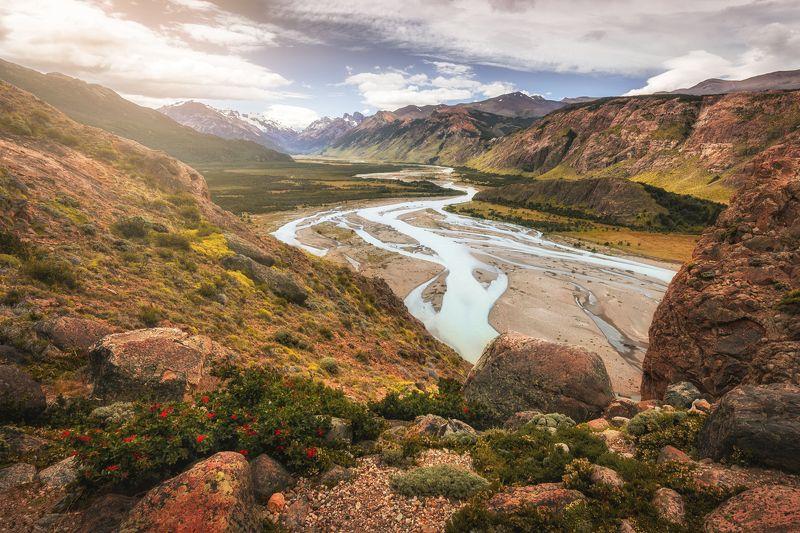 пейзаж, горы, landscape, mountain The Sound of Silencephoto preview