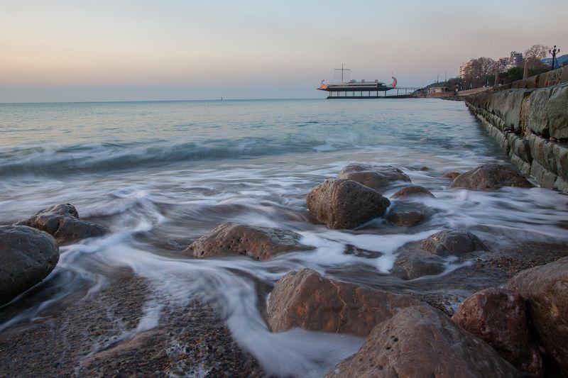 ялта, набережная, крым, набережная, черное море, набережная ленина, ялтинский залив, фотограф ялта Ялтаphoto preview