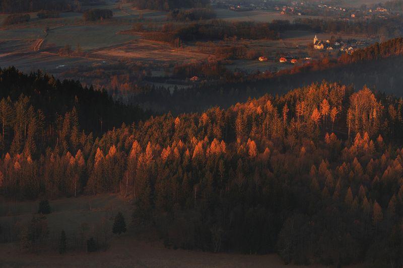 landscape,autumn,canon,mountains An Autumn Morning...photo preview