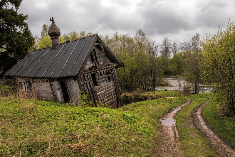 архангельская область. деревня аверкиевская Северная Русьphoto preview