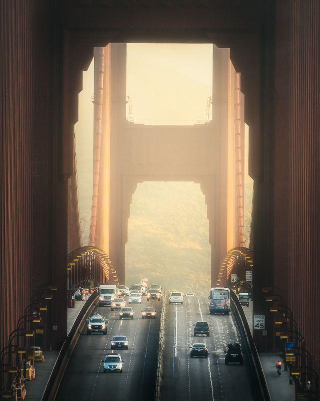 Golden Gate at Golden Hourphoto preview