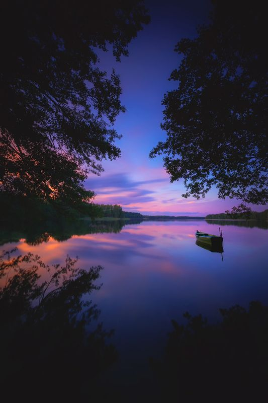 landscape,mood,water,canon,longexposure The Dream of a Summer Evening IIphoto preview
