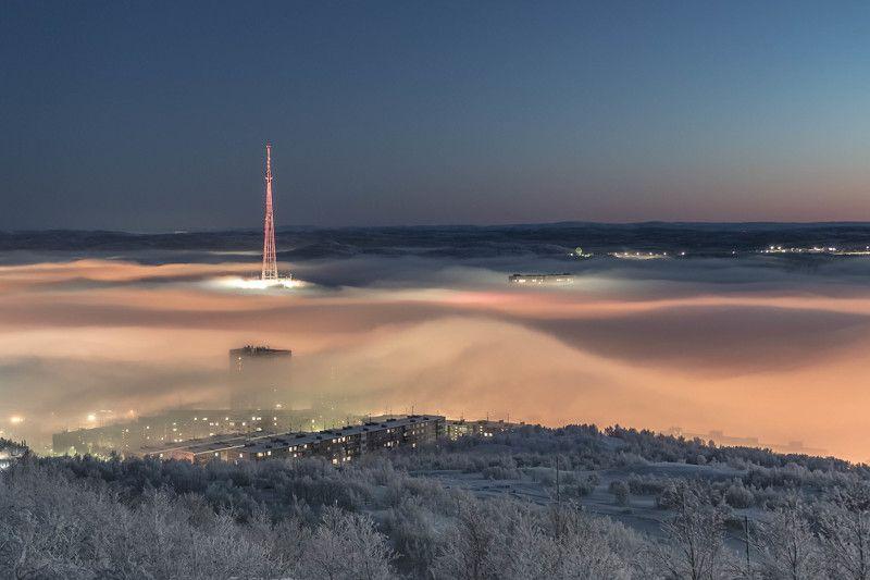 Туманные волныphoto preview