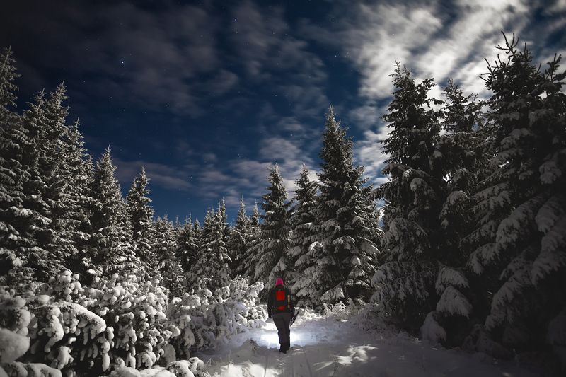 landscape,winter,canon,mountains Once Upon a Time in the Land of Snow...photo preview