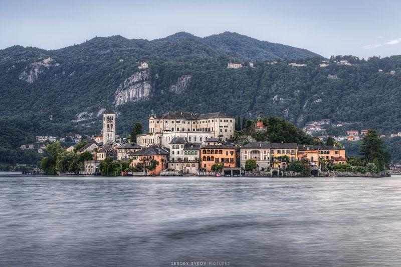 L\'isola di San Giulio  Lago d`Ortaphoto preview