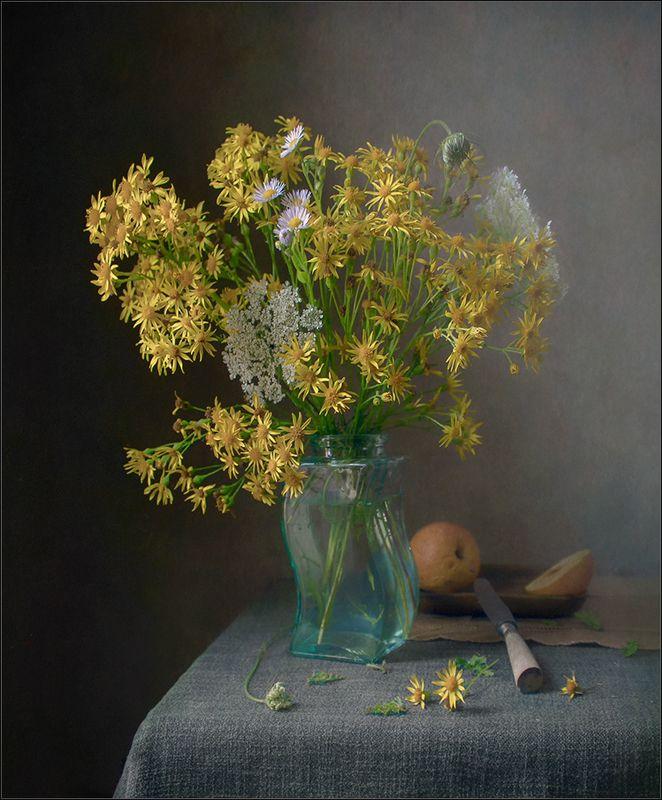 С полевыми цветочками фото превью