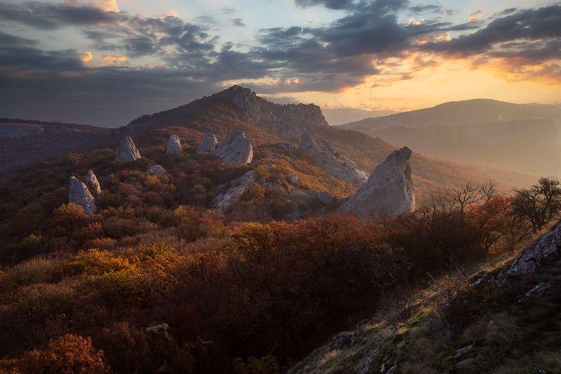 храм солнца. ласпи Немного осеннего Крымаphoto preview