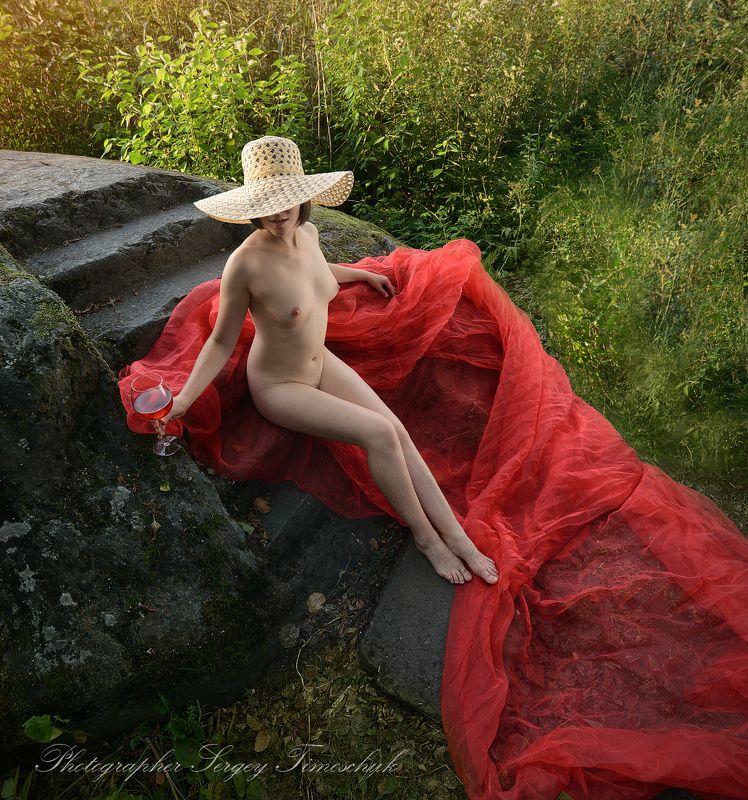 девушка финнский залив Летние зарисовки)photo preview