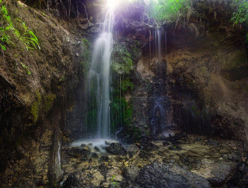 калуга, кислино, калужская ниагара Кислинский водопадphoto preview