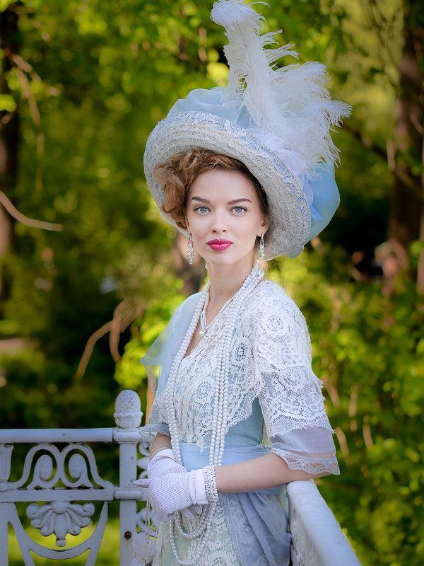 портрет, женский портрет, жанровый портрет, взгляд, питер, спб, женщина в шляпе, девушка Ангелина.photo preview