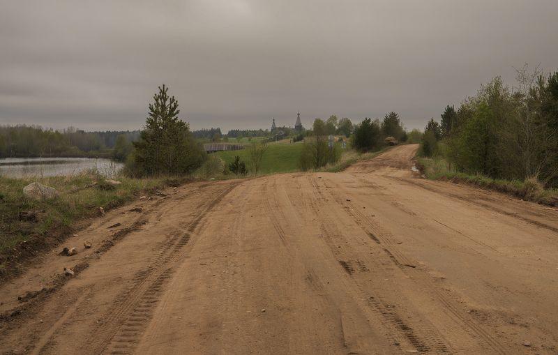 архангельская область деревня  строевая горка Северная Русьphoto preview