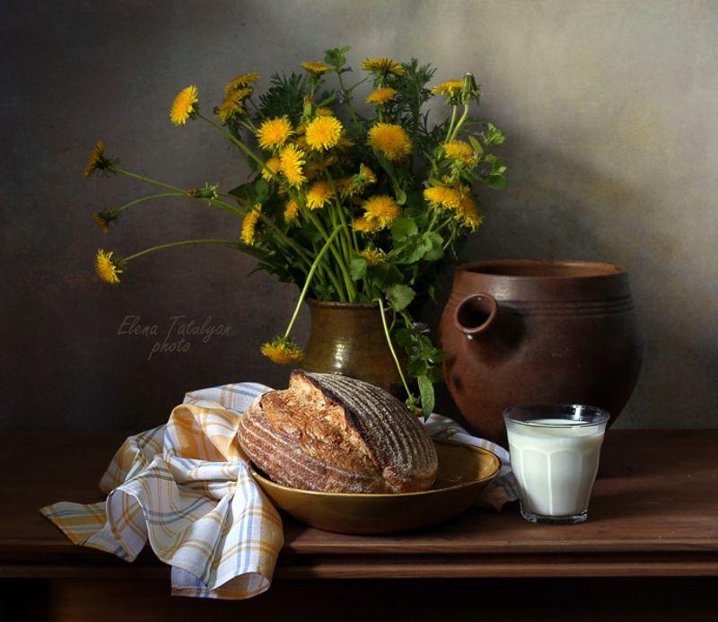 одуванчики, цветы С одуванчиками фото превью