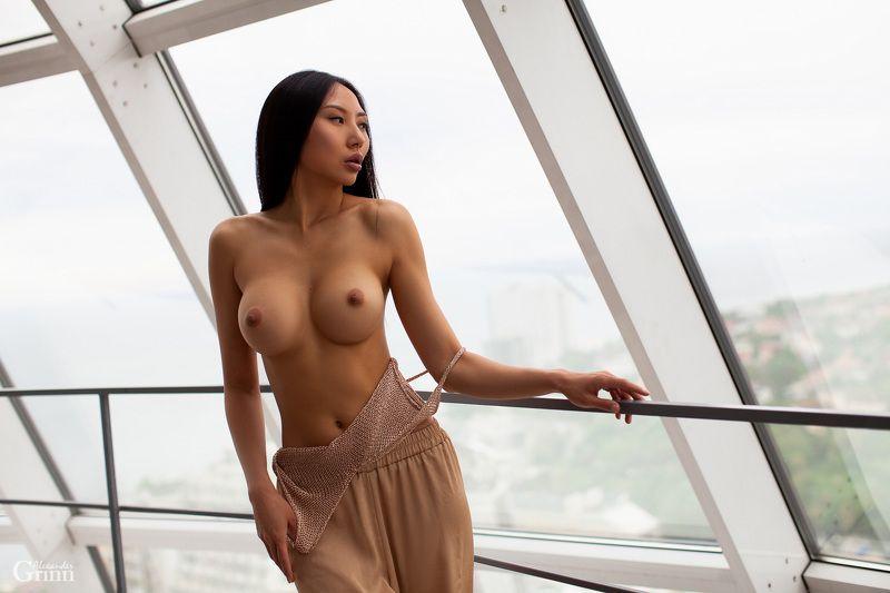 asian, model, nudemodel, odessa Asian goldphoto preview