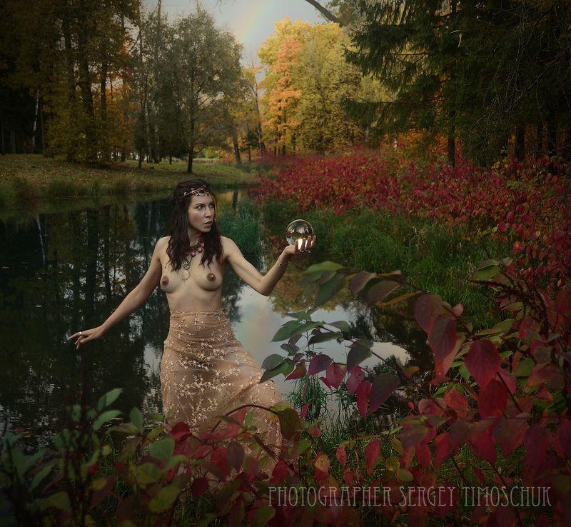 девушка спб Богиня Осирис... В Арт Нуво...photo preview