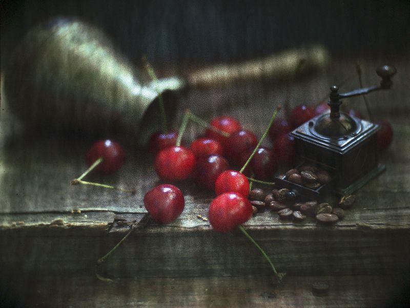 Кофе со вкусом вишниphoto preview