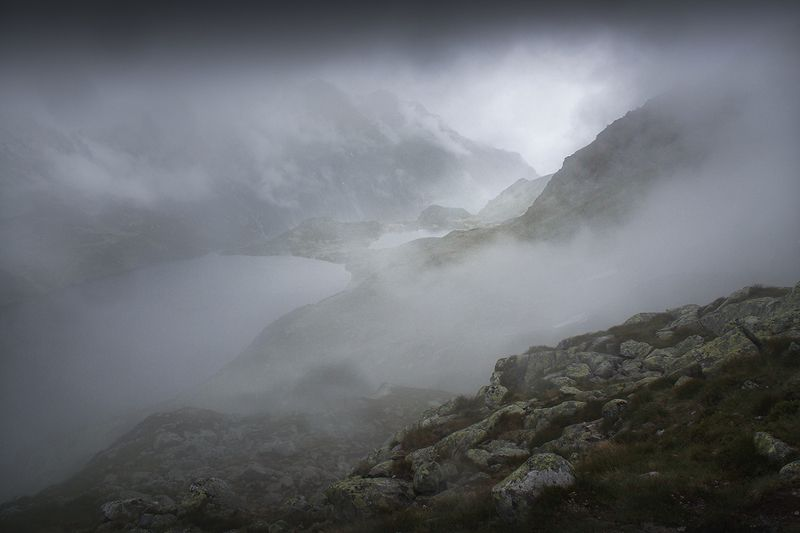 Valley in the fogphoto preview