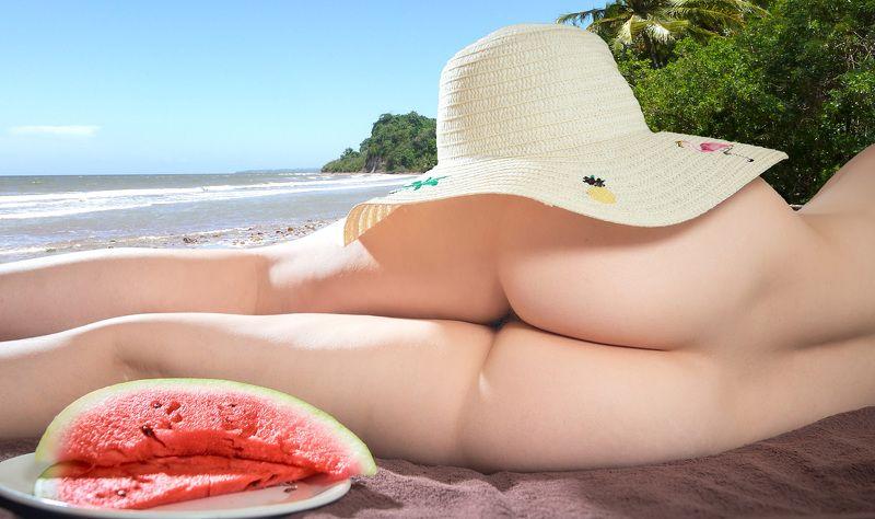 Южный пляжphoto preview