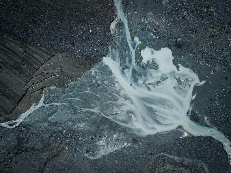алтай, каракабак, пейзаж, горы, ледник, река, горныйалтай Ледниковый цветокphoto preview