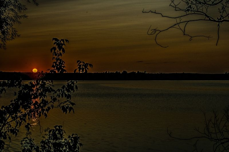 Июльские закатыphoto preview