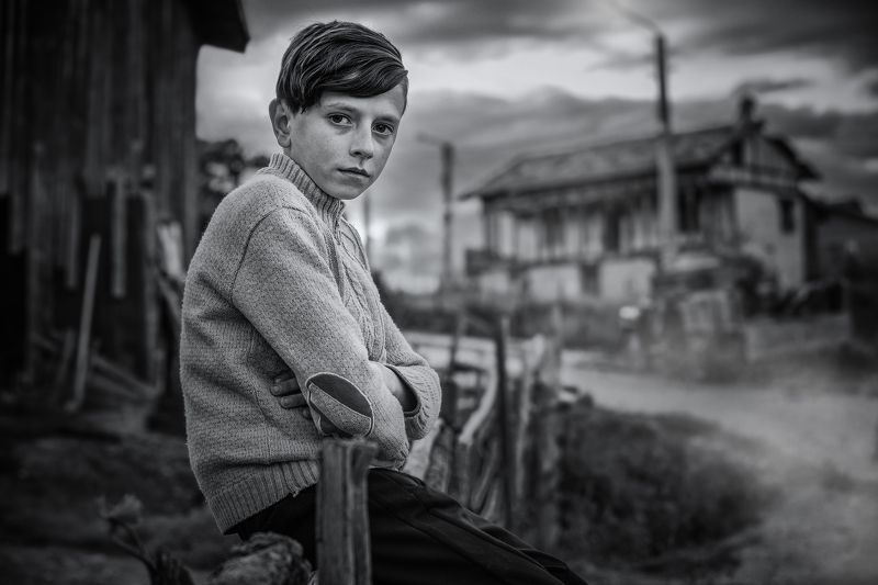 The boy from the mountainphoto preview