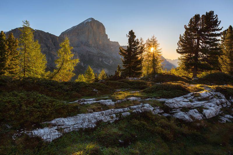 италия, доломиты, горы, восход, природа, landscape, italy, dolomites, golden hour, golden light, sunrise Доломиты.photo preview