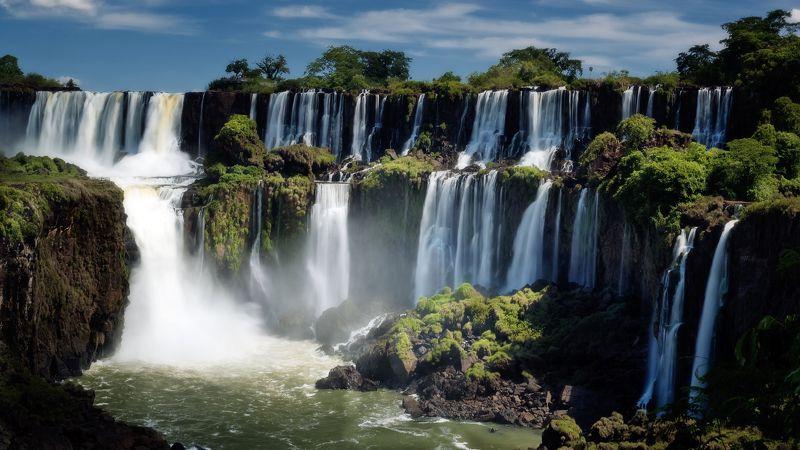 Водопады Игуасу́photo preview