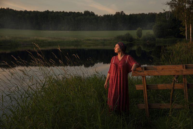 Россия.Натуральная красота вечерphoto preview