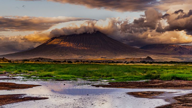 wulkan gelai Wulkan Gelaiphoto preview
