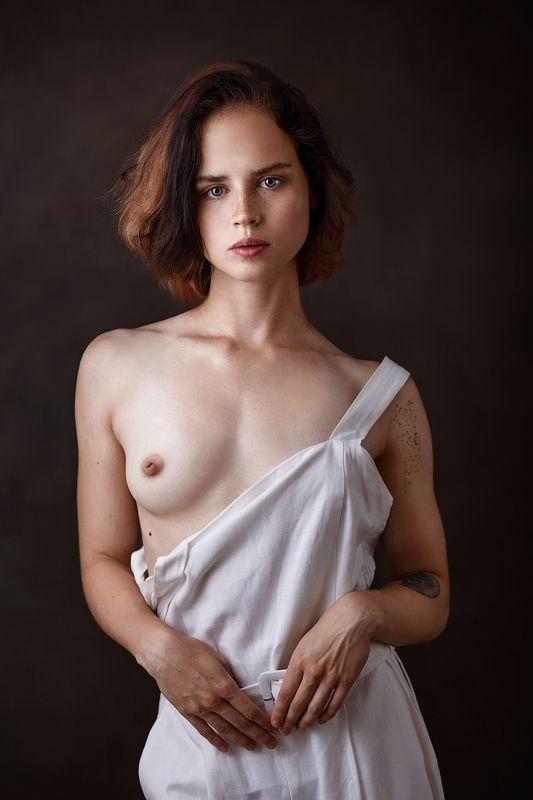 портрет девушка *** фото превью