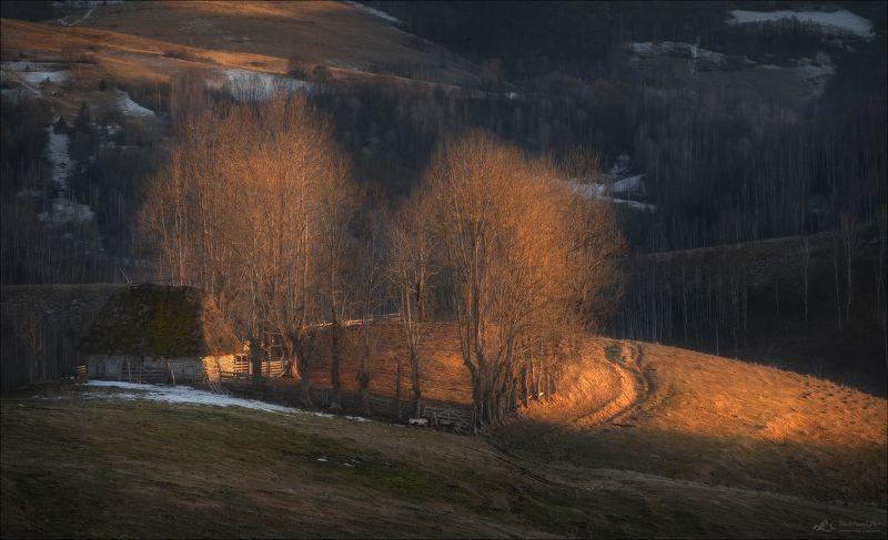 румыния, romania, apuseni, сельский пейзаж, МЕЖСЕЗОНЬЕphoto preview
